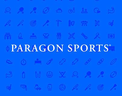 PARAGON SPORTS web relaunch