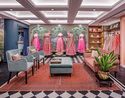 Anita Dongre Khar Showroom
