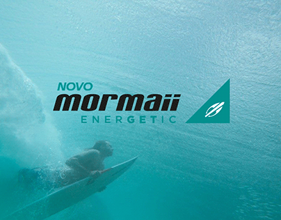 Mormaii Energético | Campanha Fictícia