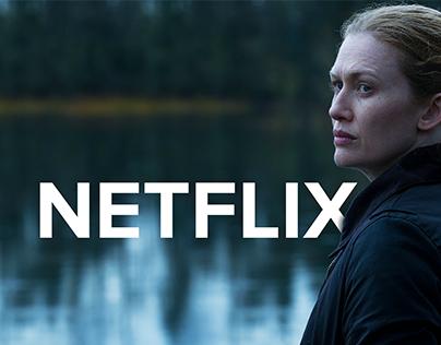 Netflix TV Interface Exploration