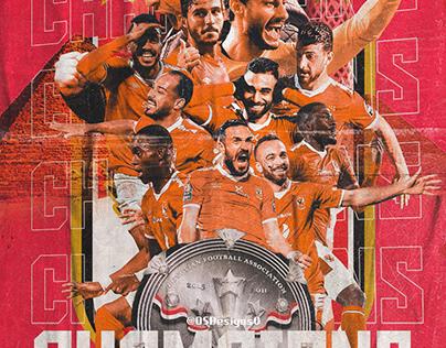 Egyptian League Winner - Alahly SC