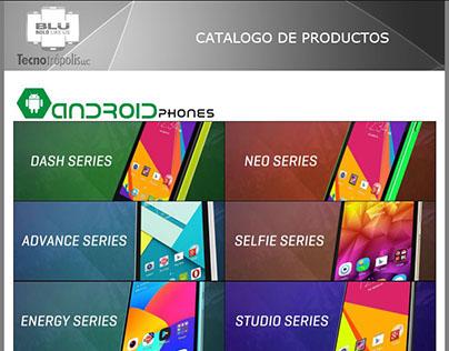 Catálogo Smartphones Web