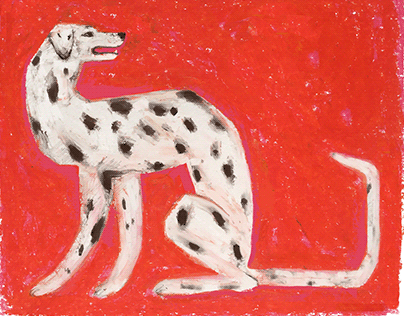Oil Pastel Animals Volume 04