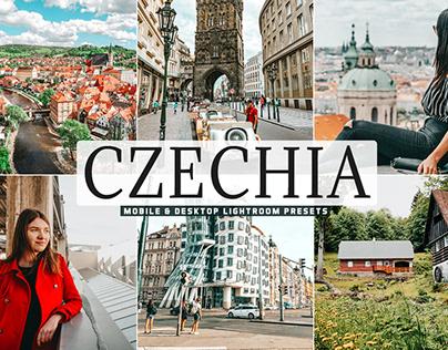 Free Czechia Mobile & Desktop Lightroom Presets