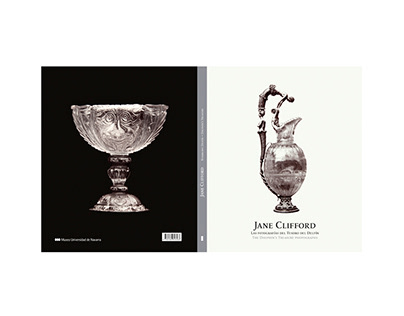 Catálogo Jane Clifford. El Tesoro del Delfín