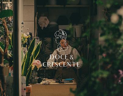 Doce & Crescente - Identidade Visual