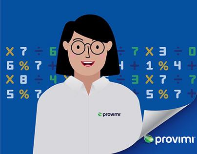 Provimi - Explainer Video Animation