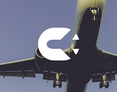 Logo design for an aviation consultancy