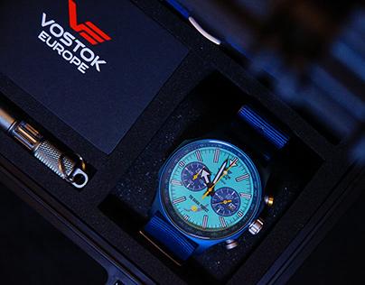 Vostok EU Exclusive Watch Promo (RAW)