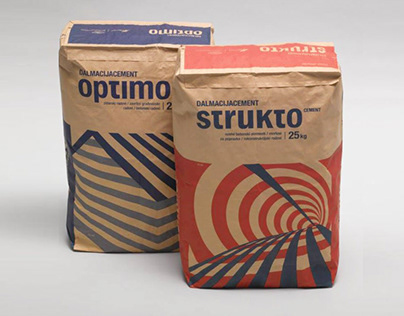 CEMEX cement bags packaging