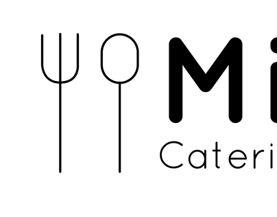 Logo for Mita's Catering