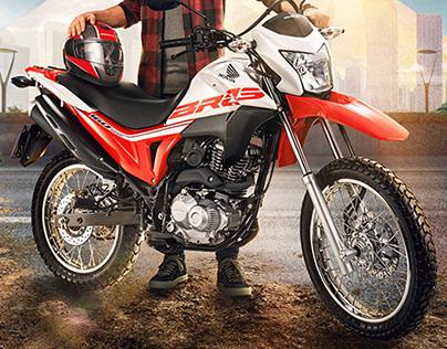 Honda BROS / XRE