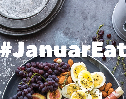 Instagram Monthly Challenge #JanuarEat