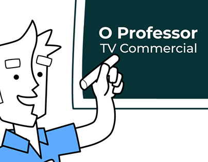 O Professor TV Commercial