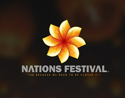 Nations Festival logo