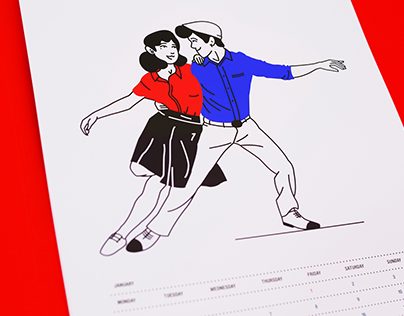 The Lindy Hop Calendar