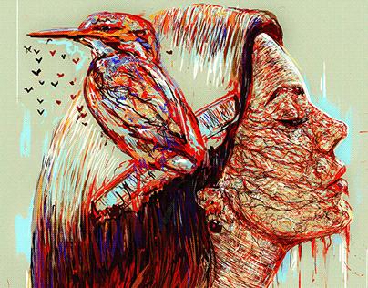 Melting Dreams ( Illustrations / Concepts )