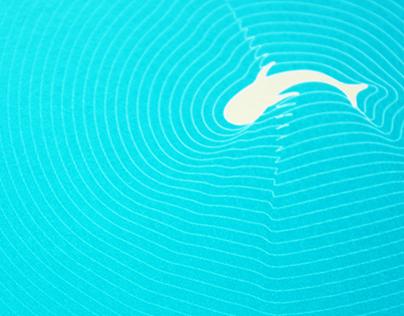 在油街寫作 — 隱匿的鯨魚歌唱