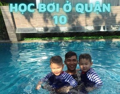 Học Bơi Quận 10 - Trung Tâm dạy Bơi Hiệp Tâm