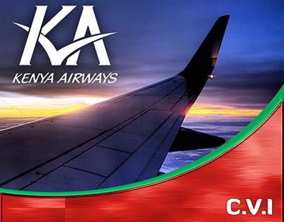Kenya Airways (Project 2014) - C.V.I