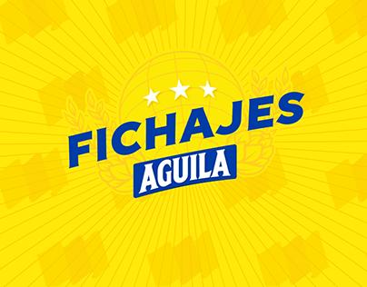 Fichajes Aguila