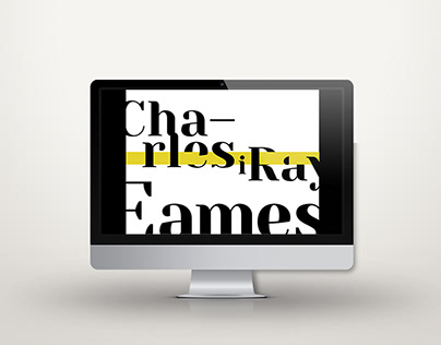 Charles and Ray Eames -interactive PDF