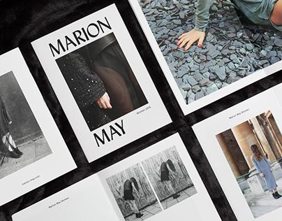 Marion May Women — Lookbook, 2016
