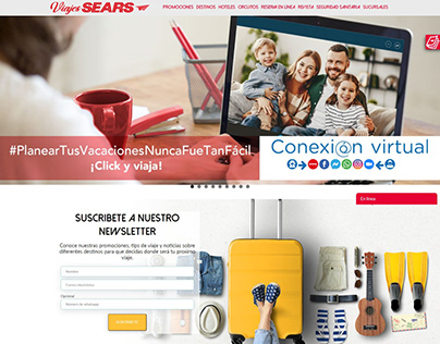 Viajes Sears