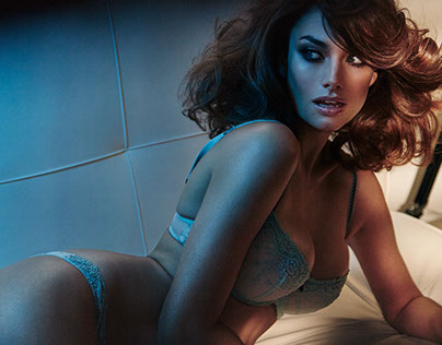 Retouching Jobs For Various Lingerie Campaigns