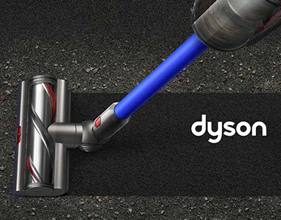 Affissione speciale Dyson