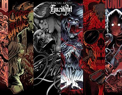 Death Metal Designs