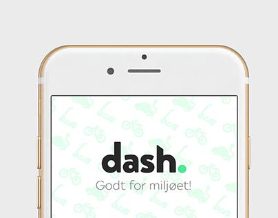 dash.   Information Architecture   App