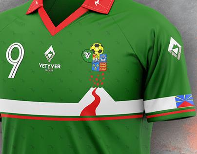 KitConcept Ile de Réunion Vetyvert Sport design