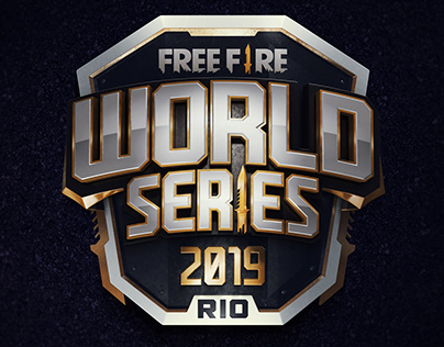 Logo World Series Free Fire