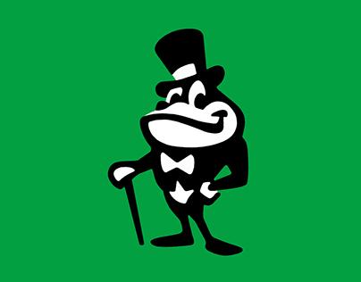 Warner Bros Frog