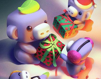 Wumpus Snowsgiving