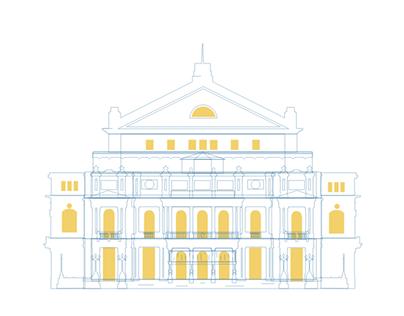 Teatro Colón anniversary