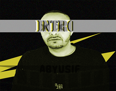 "Re poster for INTRO Rap Track ""Abyusif"""