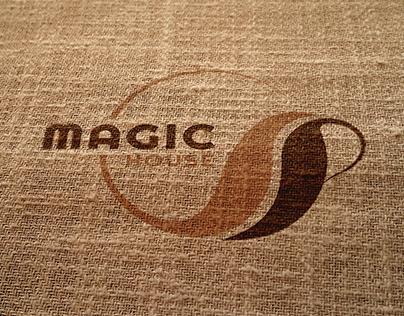 Magic House logo design