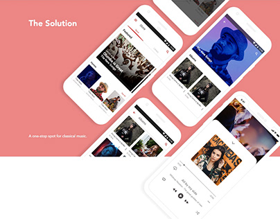 Bhood Music App Design