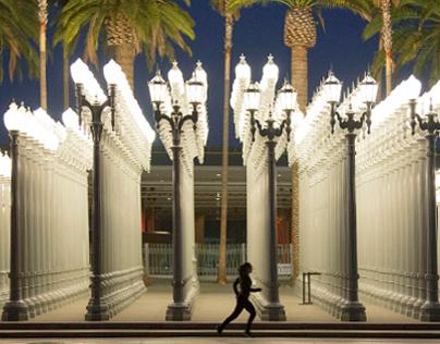 Nike Women at LACMA + Beverly Hills