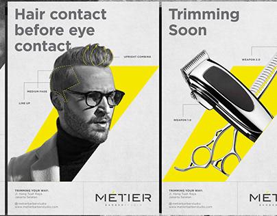 Metier Barber Studio