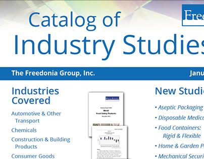 Industry Study PDF Catalog 2009-2016
