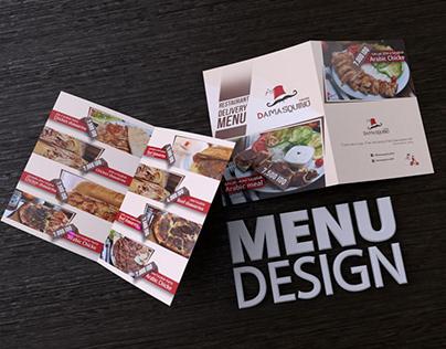 Damasquino Brochure