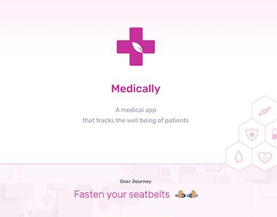 Medically (A Health Tracking app)