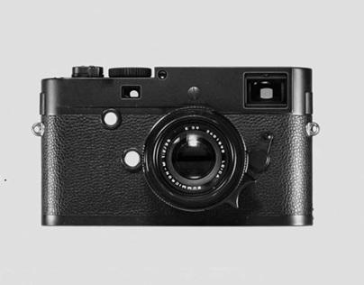 Leica Everything In Black And White (Nick Ertz Resound)
