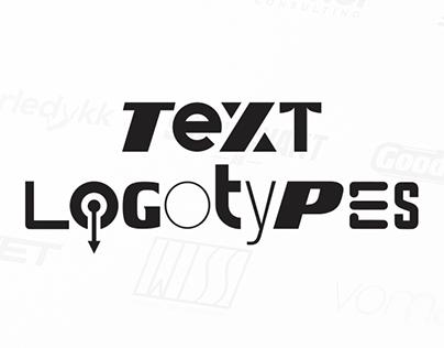Text Logotypes - Part 2