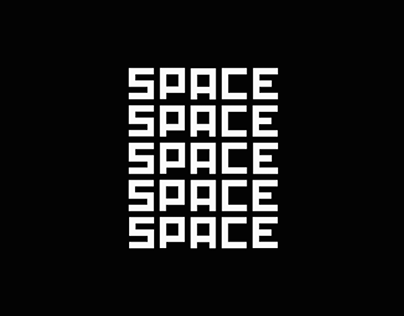 SPACETYPE - FREE BLOCKY FONT