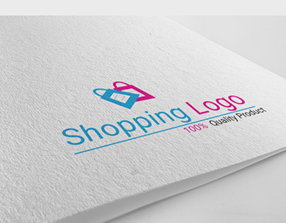 online shopping logo for your businesss.