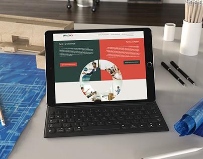 DialogON - Website